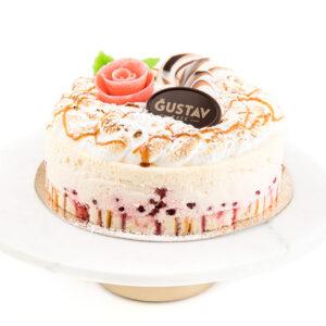Creme-Brulee tort