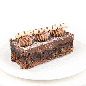 Manjari brownie