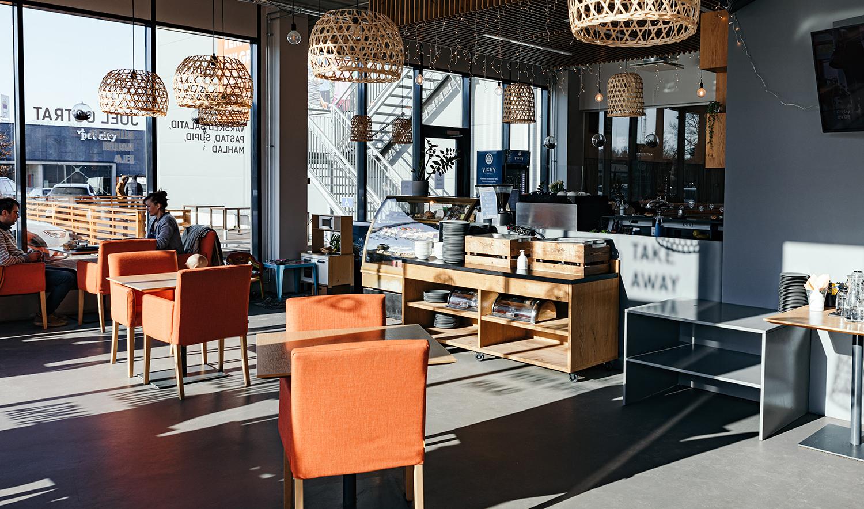 Gustav Cafe Veeriku Tennise- ja sulgpallikeskus
