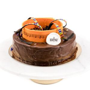 Juustutort karamelli-hapukoorekreemiga 1 kg