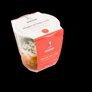 Magus & hapu wok köögiviljade ja riisinuudliga